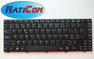 Keyboard-neuf-Clavier-Belge-AZERTY-EMACHINES-D520-D525-D720-D725-E520-E525-E720