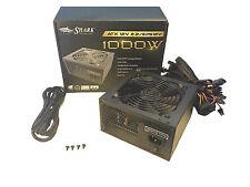 SHARK 1000-Watt Active PFC 2x PCI-E Quiet 120mm Fan GTX970 Turbo Gaming PC PSU