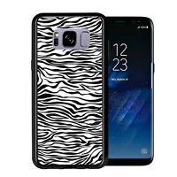 Zebra Print For Samsung Galaxy S8 2017 Case Cover By Atomic Market
