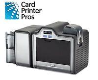 Fargo Hdp5000 High Definition Dual-sided Id Card Printer (new 3-year Warranty)