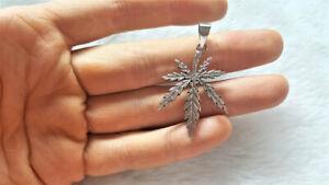 Sterling Silver .925 Leaf,