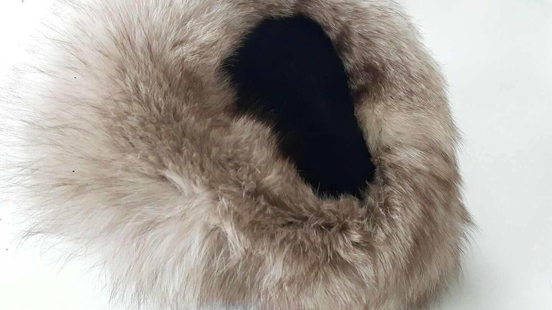 Echt Pelz Hut Fuchs Kosakenmütze Mütze 54 | Hohe Qualität Qualität Qualität Und Geringen Overhead  | Sale Online Shop  | New Product 2019  675ba9