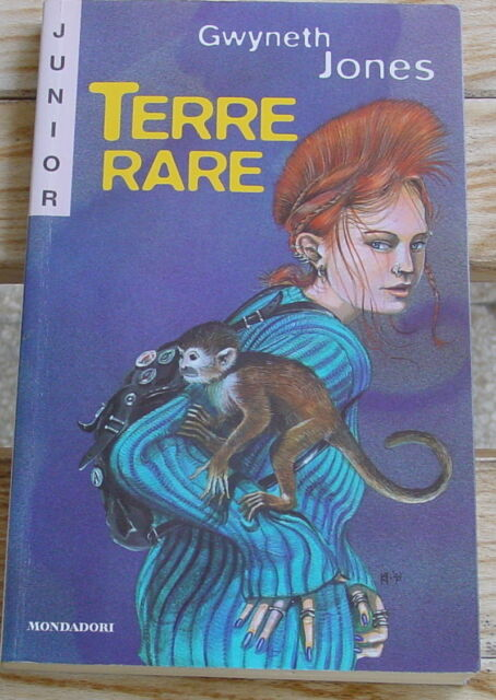 Gwyneth Jones: Terre rare