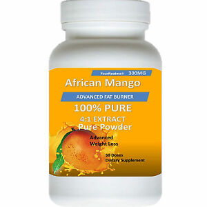 African mango extract for weight loss