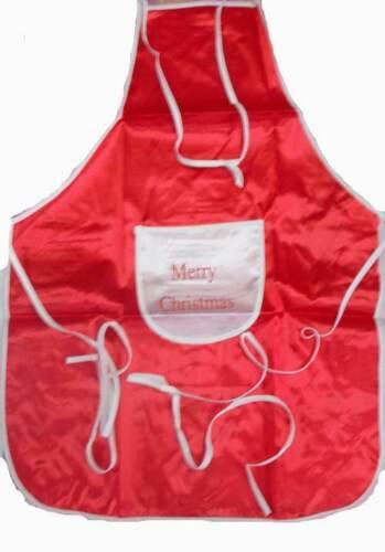 Tablier de Noël pour Adultes-grande idée de cadeau-NEUF