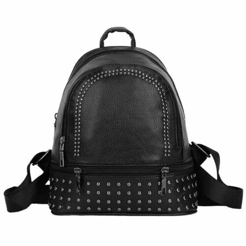 Women Girls School Bag Satchel Backpack Rucksack Teen Shoulder Bookbag OZN