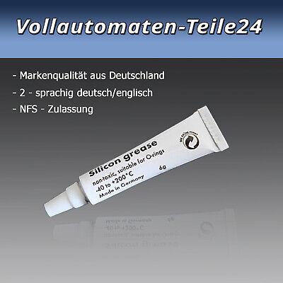Für  Kaffeevollautomaten Silikonfett  Diamant 6g Typ 2