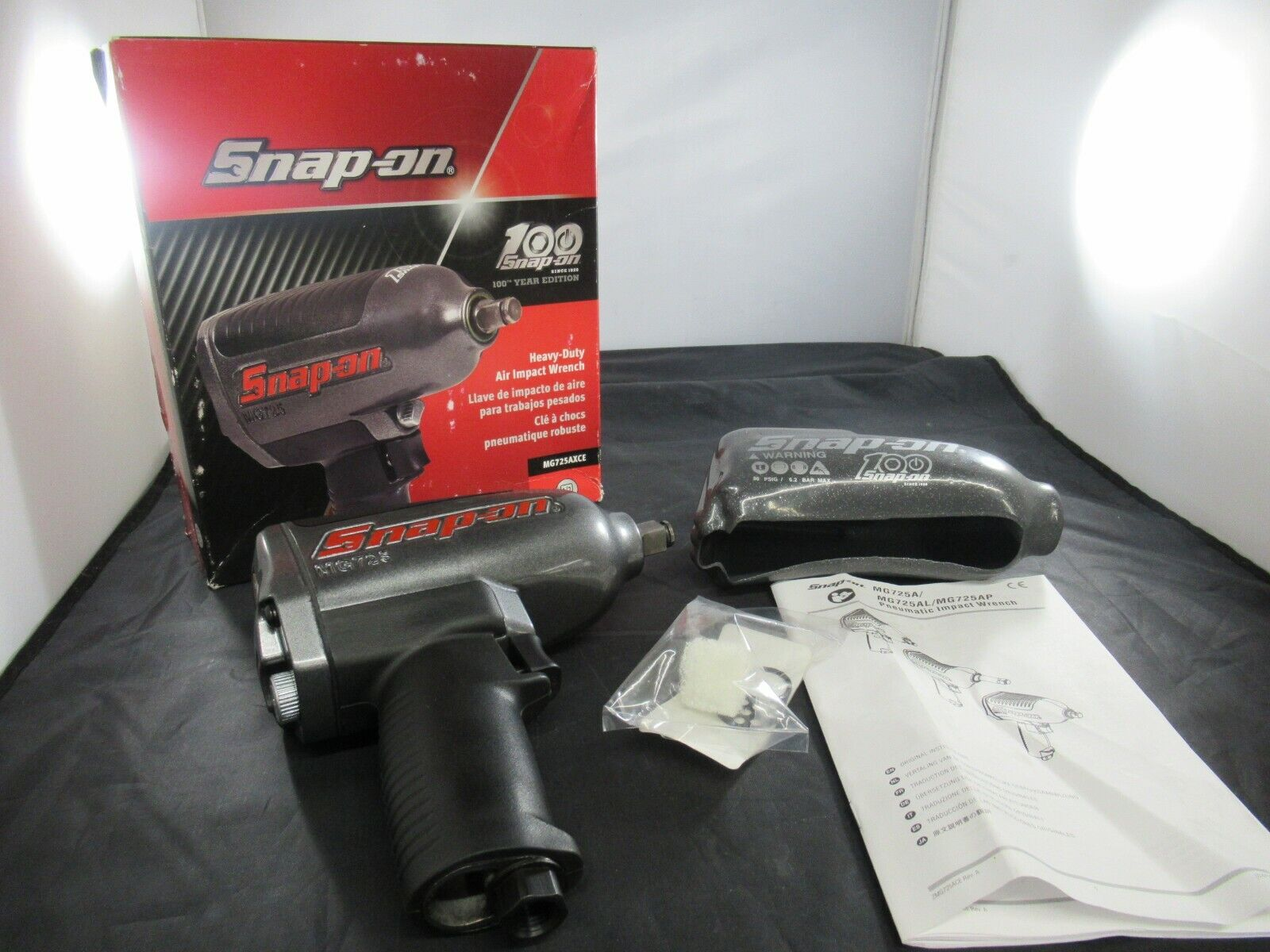 Snap On MG725AXCE 1/2