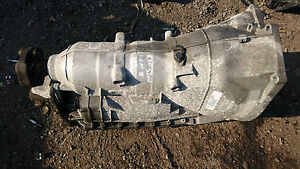 BMW E60 5 SERIES 520d 6HP19 AUTOMATIC GEARBOX AND TORQUE CONVERTER