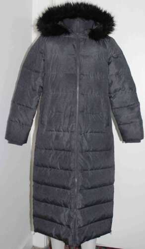 Land's End Womens Long Down Insulated Parka Full L