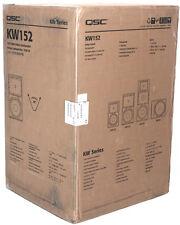 """QSC KW15215"""" 2-Way Active Powered Speaker"""