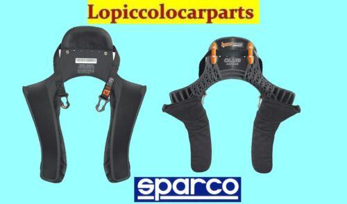 sistema di sicurezza USO COMPETIZIONE COLLARE HANS 20° tg M//L IN PVC ECONOMICO