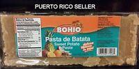 Dulce De Batata Puerto Rico Sweet Potato Candy Paste Spanish Style Food Recipe A