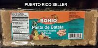 Dulce De Batata Puerto Rico Sweet Potato Candy Paste Spanish Style Food Recipe A
