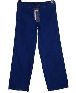 """BNWT WOMEN/'S FRENCH CONNECTION JEANS UK6 L32/"""" NEW RRP£65 LINEN COTTON"""