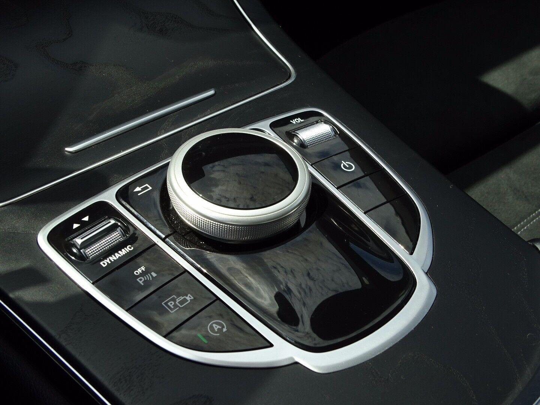 Mercedes C220 d 2,0 AMG Line stc. aut. - billede 16