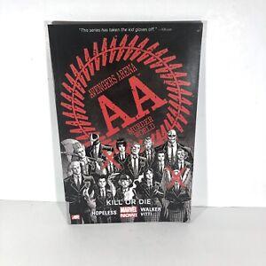 Avengers-Arena-Murder-World-Kill-or-Die-Marvel-Graphic-Novel-TPB-Comic-DC