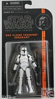 Hasbro Star Wars The Black Series Clone Trooper Sergeant Action Figure Toys