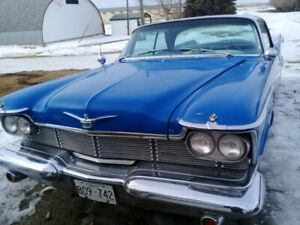1958 Chrysler Imperial Coupe (2 door)