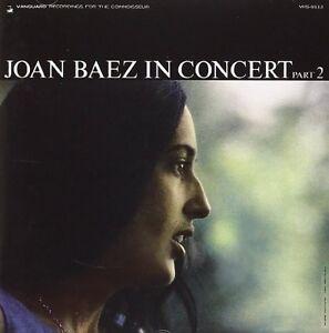 Joan-BAEZ-Joan-Baez-in-Concert-2-New-CD-UK-Import