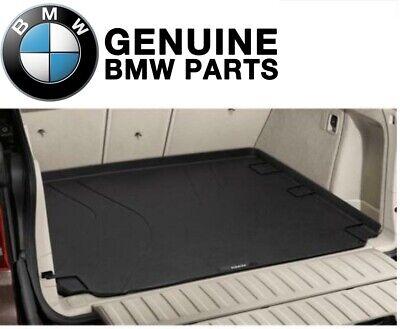 BMW OEM Black Luggage Compartment Liner 2014-2018 F15 X5 35iX 50iX 51472285521