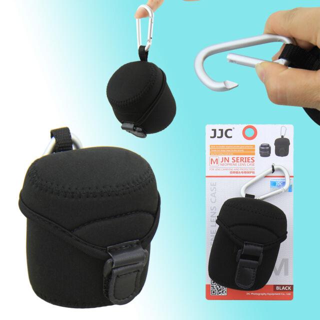 JJC JN-M Lens Case Bag Pouch Nikon 10-30mm Samsung 20-50mm Olympus MZD 14-42mm