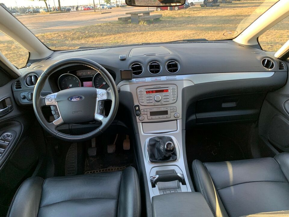 Ford S-MAX, 2,0 Trend 7prs, Benzin