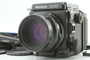 LOOK Mamiya RZ67 PRO + Sekor Z 110mm f2.8 W Lens 120 Film Back from Japan