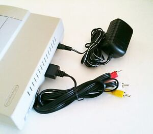 combo ac power supply rca av audio video cable for snes. Black Bedroom Furniture Sets. Home Design Ideas
