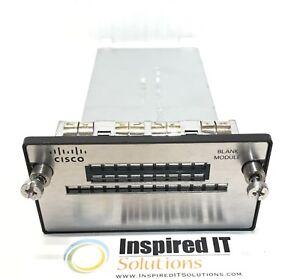 C3KX-NM-BLANK-Cisco-Catalyst-3KX-Network-Module-Blank-3560X-3750X-700-29485-02