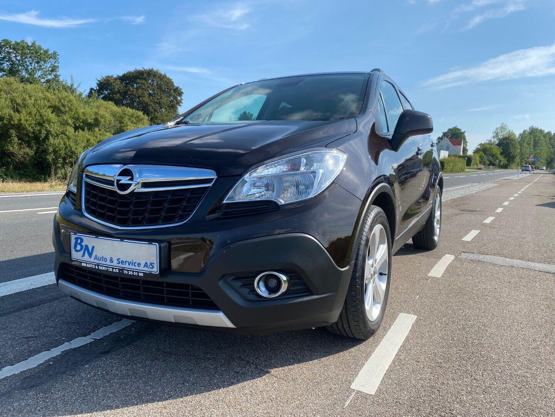 Opel Mokka 1,6 Enjoy eco 5d - 120.000 kr.
