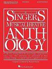 Singer's Musical Theatre Anthology: Baritone/Base Volume 4 by Hal Leonard Publishing Corporation (CD-Audio, 2005)