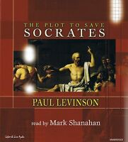 The Plot To Save Socrates - 7 Cds - - Free Shipping - Mailed Next Day