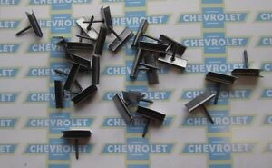 1925-1970-Chevrolet-amp-Truck-Interior-Door-Panel-Retainers-OEM-4081772-Set-25