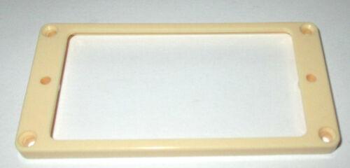 Pickup Tonabnehmer Rahmen flach creme 5 mm hoch