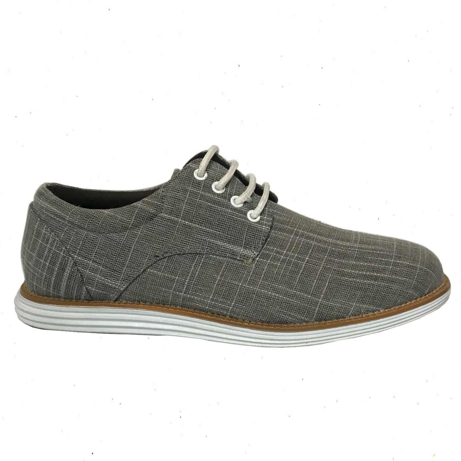 Faranzi Mens Grey Fashionable Sneakers  F41234