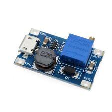 MT3608 micro USB Max 2A booster board DC-DC stepup module Wandler Leistungsmodul