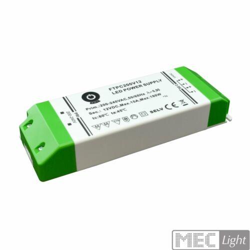 mm 150 W 6,25 a ftpc 150v24 Slim Line DEL Bloc d/'alimentation//transformateur avec PFC 24v//dc