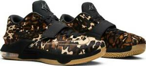 quality design 77cf7 36df8 Details about Nike KD 7 VII EXT QS Longhorn State 716654-001 Size 9 100%  Authentic