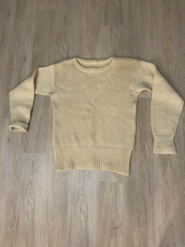 1930's Boat Neck Sweater