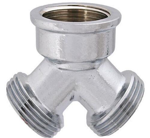 """Schlösser Gabelstück 3//4/"""" Geräteanschluss Verteiler Waschmaschine Spülmaschine"""