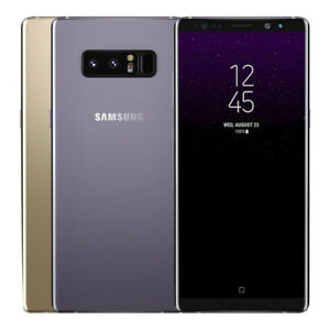 NEW Samsung Galaxy Note 8 SM-N950F/DS 6.3-Inch 6GB / 64GB LTE Dual SIM UNLOCKED
