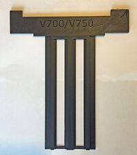 110 film holder for Epson V700/750/800/850 Film Scanners - 2 strip model