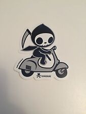 tokidoki sticker - Adios Scooterino