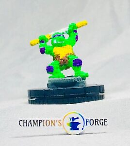 Heroclix TMNT Unplugged Series 4 Raphael #003 Common w// Card Fast Forces