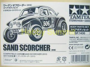 51406-Tamiya-1-10-R-C-SAND-SCORCHER-2010-BODY-SET-Off-Road-Buggy-58452