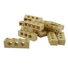 Lego Technic 2x Brique Brick 1x4 hole rouge//red 3701 NEUF