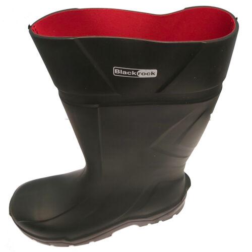 Blackrock Green PU Wellington Wellies Thermal Insulated Light Waterproof Boots