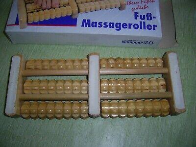 Brillant Dr. Junghans Medical 50169 Fussmassageroller Aus Holz Seien Sie Im Design Neu