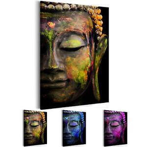 Wandbilder xxl Buddha ZEN Leinwand Bilder Wohnzimmer Schlafzimmer ...